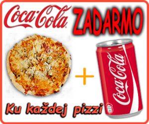 Cola zdarma