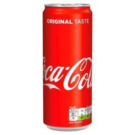 Coca-Cola plechovka